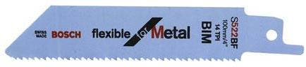 Lame de scie sabre pour métal