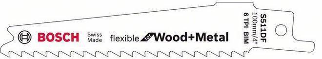 Lame de scie sabre pour bois