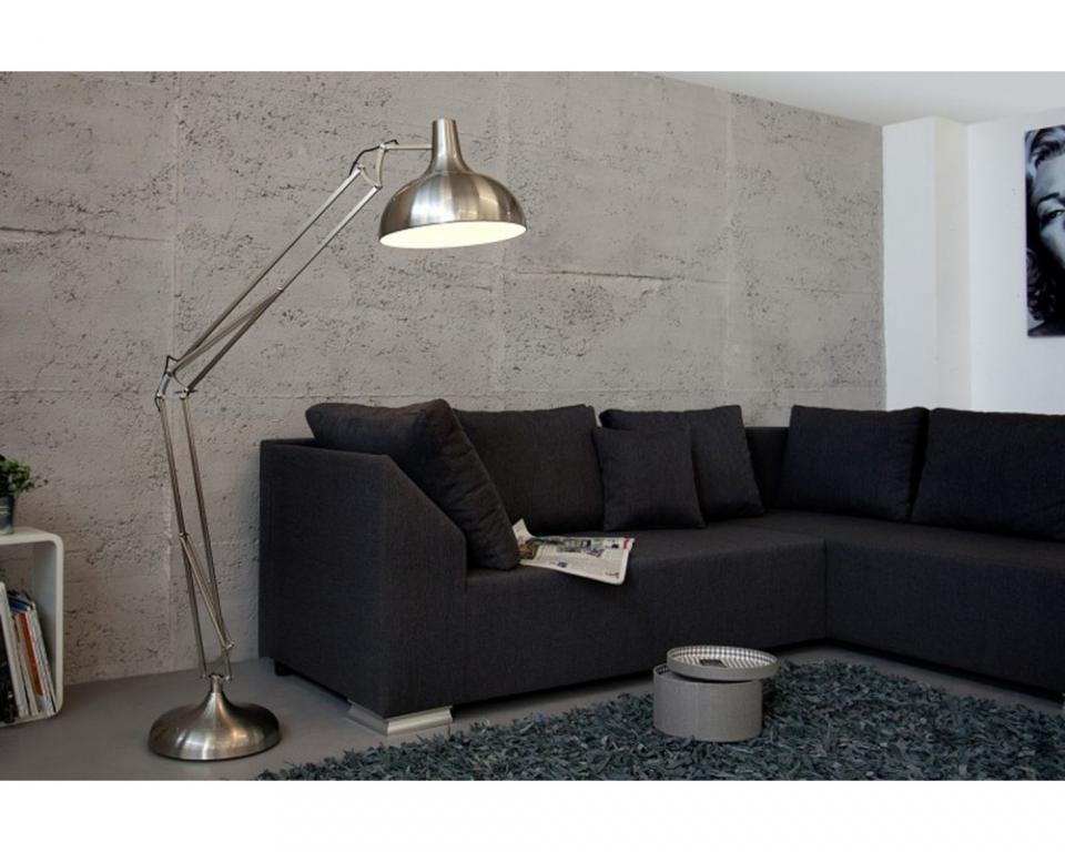 Catgorie lampadaire page 1 du guide et comparateur d 39 achat - Lampadaire style loft ...