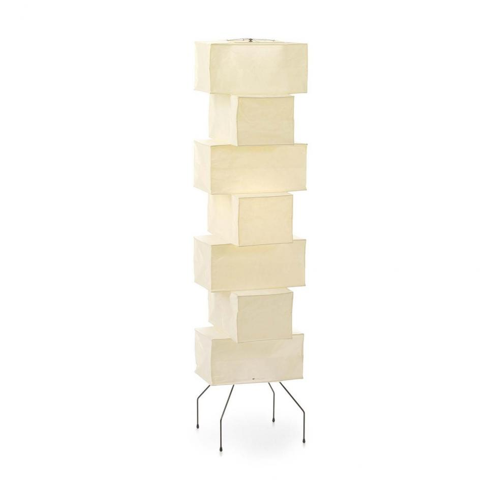 lucide c lampadaire papier kizmo 1 blanc. Black Bedroom Furniture Sets. Home Design Ideas