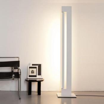 Ara LED - Lampadaire - blanc