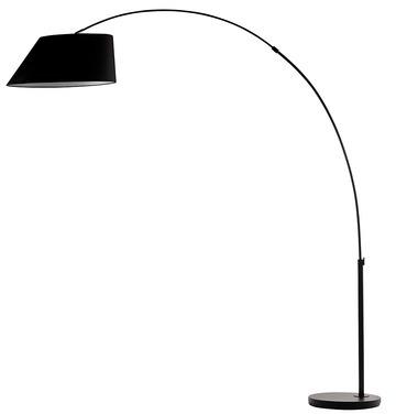 Lampadaire Arc - Métal noir