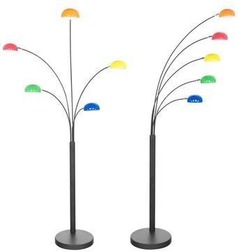 Catgorie lampadaire du guide et comparateur d 39 achat - Lampadaire 5 branches ...