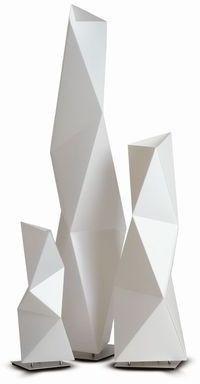 Lampadaire design Diamond