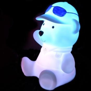 Ours LED lumineux - Bear