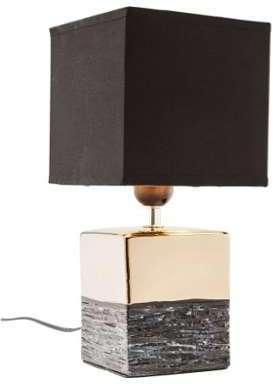 Lampe à poser design en dolomite