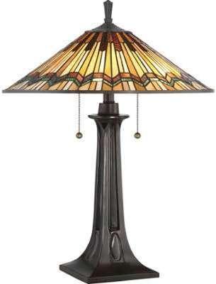 Lampe de table Alcott bronze