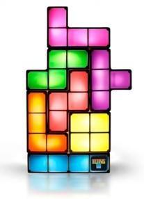 Lampe Tetris modulable
