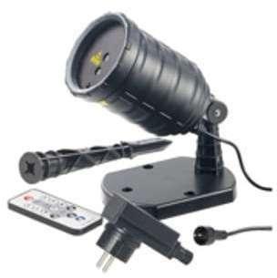 Projecteur laser 3 effets
