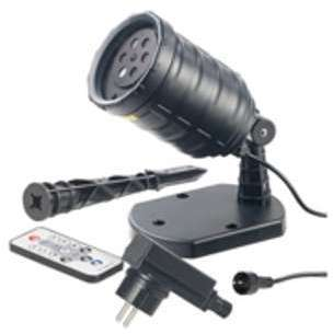 Projecteur laser télécommandé