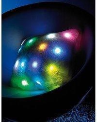 Coussin de décoration à LED