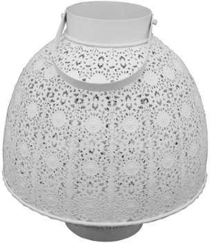 Lanterne Exotique Rosacée