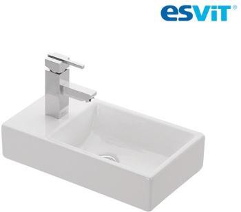 Lave-mains suspendu en céramique
