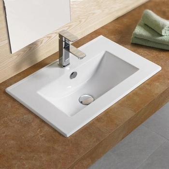 Vasque encastrable céramique