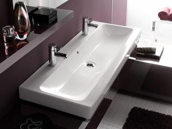 Plan de toilette Lovely de