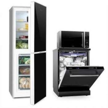 Klarstein Set Combi Réfrigérateur