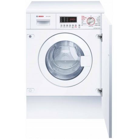 Lave-linge séchant BOSCH WKD28541FF