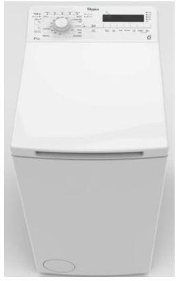 Whirlpool TDLR 70210 - Lave