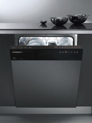 rosieres rli1d63n lave vaisselle encastrable. Black Bedroom Furniture Sets. Home Design Ideas