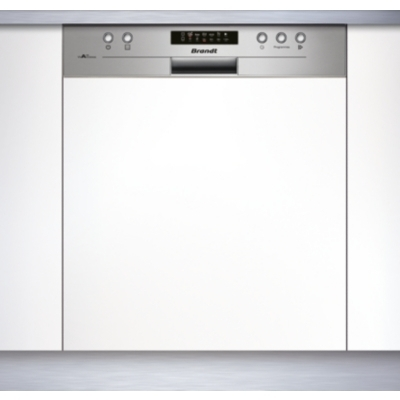 lave vaisselle int grable bandeau silver brandt vh1505x. Black Bedroom Furniture Sets. Home Design Ideas