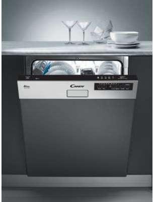 Candy CDS2LS54X - Lave vaisselle
