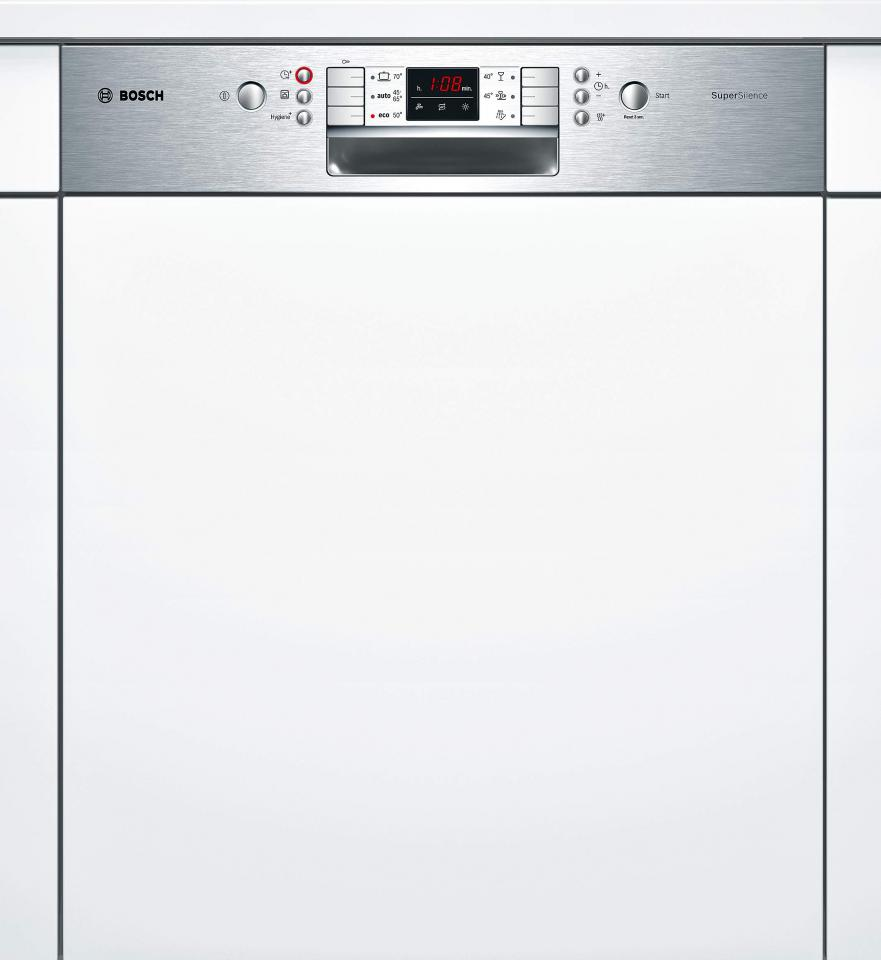 Lave vaisselle integrable 60 cm bosch smi 53 m 45 eu - Lave vaisselle 60 cm ...