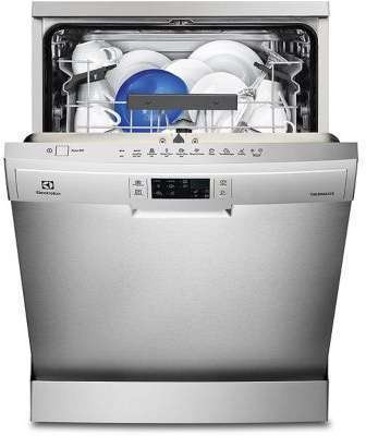 Electrolux ESF5542LBX - Lave