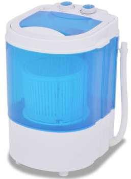 VidaXL Mini machine à laver