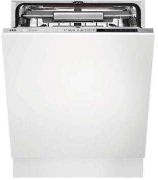 AEG lave-vaisselle intégré