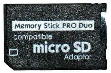 Adaptateur Memory Stick Pro