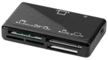 Lecteur USB 2 0 de cartes