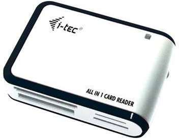 I-Tec USB 2 0 All-in-One Reader