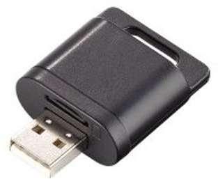 Lecteur réseau wifi USB MicroSD