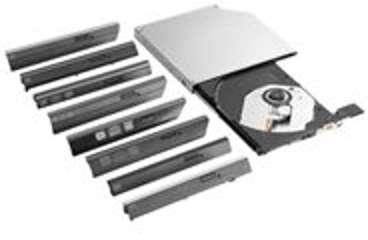 HP - Lecteur de disque - DVD