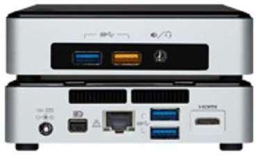 VISION VMP NUC5 i3 2GB RAM