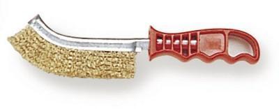 Brosse métal convexe fil acier