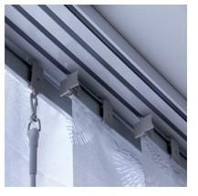 Rail Aluminium Blanc pour