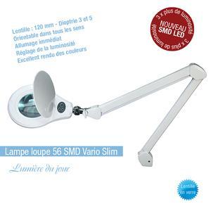 Lampe loupe 60 SMD Vario Slim