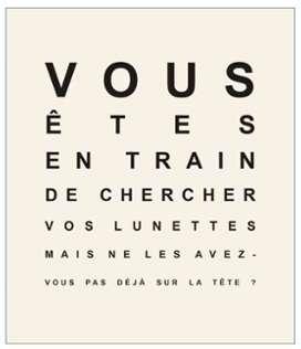 Essuie-lunettes - My Chiffonet