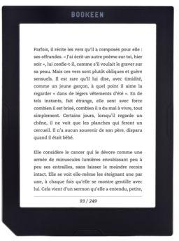 Liseuse eBook Bookeen Cybook