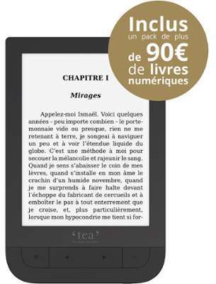 Liseuse Touch HD - TEA