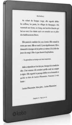 Liseuse eBook Kobo Aura H2O