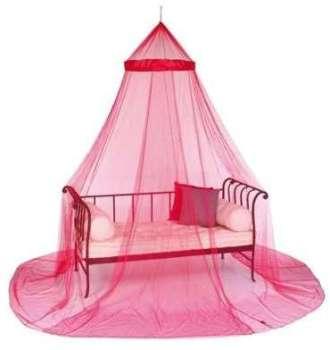 Ciel de lit et moustiquaire-