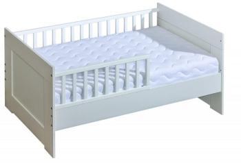 Mon premier lit Junior - Blanc