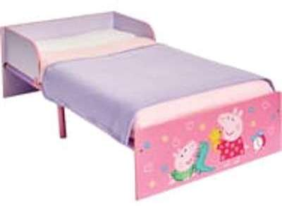 Terre coffre jouet peppa pig 60 x 40 x 40 cm for Lit 70x140 age