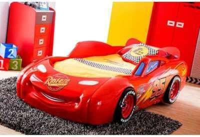Lit voiture design Mc Queen