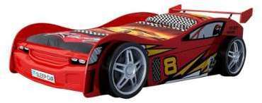 Lit voiture 90x200 cm design