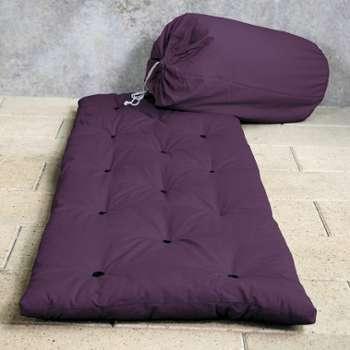 Futon Shiatsu 90 purple