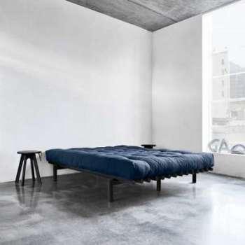 Pace noir 160 futon noir