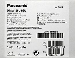 PANASONIC Mise à Jour DMW-SFU1GU